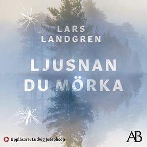 Ljusnan du mörka (ljudbok) av Lars Landgren