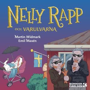 Nelly Rapp och varulvarna (ljudbok) av Martin W