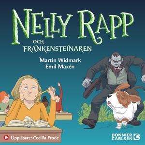 Nelly Rapp och frankensteinaren (ljudbok) av Ma