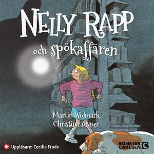 Nelly Rapp och spökaffären (ljudbok) av Martin