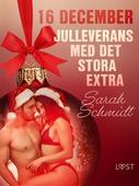 16 december: Julleverans med det stora extra - en erotisk julkalender