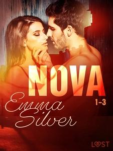 Nova 1-3 - erotic noir (e-bok) av Emma Silver