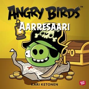 Angry Birds: Aarresaari (ljudbok) av Cavan Scot