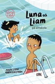 Luna och Liam på simskola