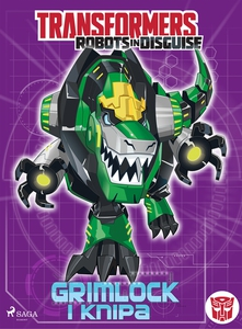 Transformers - Robots in Disguise - Grimlock i