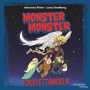 Monster Monster - Skelettängeln (e-bok) av Joha