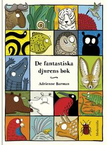 De fantastiska djurens bok (e-bok) av Adrienne