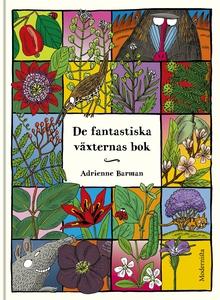 De fantastiska växternas bok (e-bok) av Adrienn