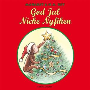 God jul Nicke Nyfiken (e-bok) av Margret Rey