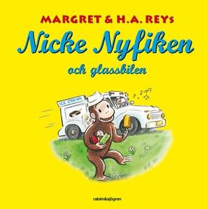 Nicke Nyfiken och glassbilen (e-bok) av Margret