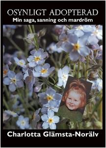Osynligt adopterad (ljudbok) av Charlotta Gläms