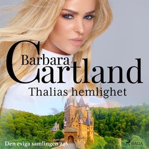 Thalias hemlighet (ljudbok) av Barbara Cartland