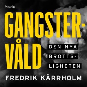 Gangstervåld : Den nya brottsligheten (ljudbok)