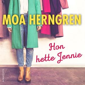 Hon hette Jennie (ljudbok) av Moa Herngren