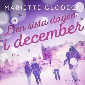 Den sista dagen i december (ljudbok) av Mariett