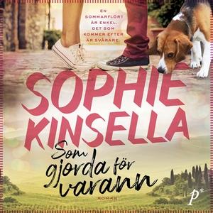 Som gjorda för varann (ljudbok) av Sophie Kinse