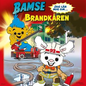 Bamse - Jag lär mig om brandkåren (e-bok) av Su
