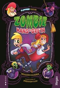 Zombie-Hans och Greta (e-bok) av Benjamin Harpe