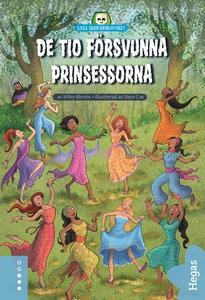 De tio försvunna prinsessorna (e-bok) av Wiley