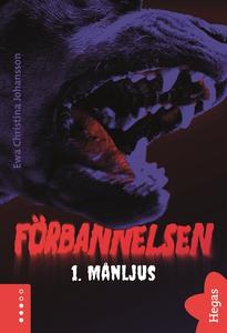Förbannelsen Del 1 - Månljus (e-bok) av Ewa Chr
