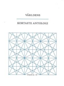 Världens kortaste antologi (ljudbok) av Ulf Kar