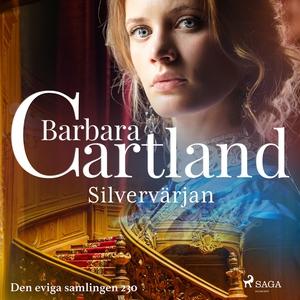 Silvervärjan (ljudbok) av Barbara Cartland
