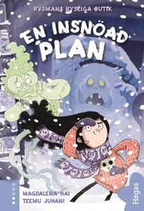 En insnöad plan (e-bok) av Magdalena Hai