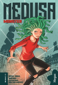 Medusa: Monster (e-bok) av Nicole Boyle Rødtnes