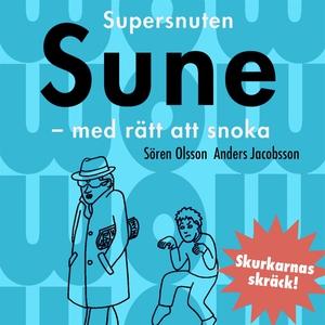 Supersnuten Sune (ljudbok) av Sören Olsson, And