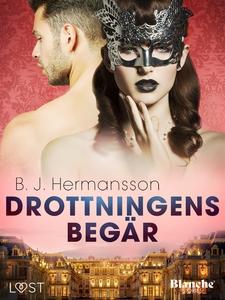 Drottningens begär - erotisk novell (e-bok) av
