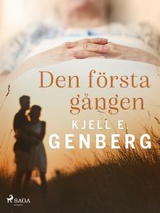 Den första gången (e-bok) av Kjell E. Genberg