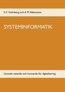 SYSTEMINFORMATIK: Lärande, vetande och kunnande