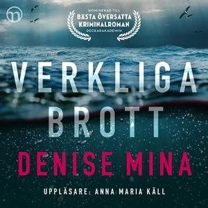 Verkliga brott (ljudbok) av Denise Mina