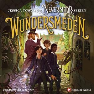 Nevermoor: Wundersmeden – Morrigan Crow & den h