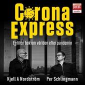 Corona Express - en liten bok om världen efter pandemin