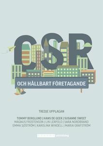 CSR och hållbart företagande Upplaga 3 (e-bok)