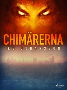 Chimärerna (e-bok) av KG Johansson