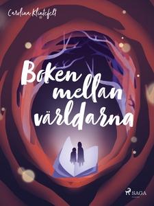 Boken mellan världarna (e-bok) av Carolina Klin