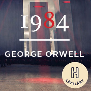 1984 (lättläst) (ljudbok) av George Orwell