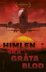 Himlen ska gråta blod (e-bok) av Sigbjörn Mostu