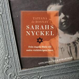 Sarahs nyckel (ljudbok) av Tatiana de Rosnay