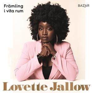 Främling i vita rum (ljudbok) av Lovette Jallow