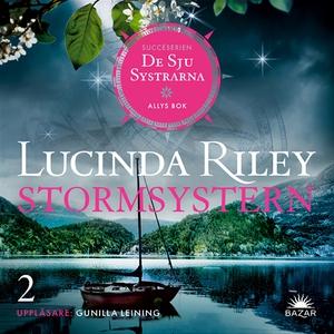 Stormsystern : Allys bok (ljudbok) av Lucinda R