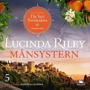 Månsystern: Tiggys bok (ljudbok) av Lucinda Ril