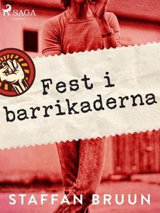 Fest i barrikaderna (e-bok) av Staffan Bruun