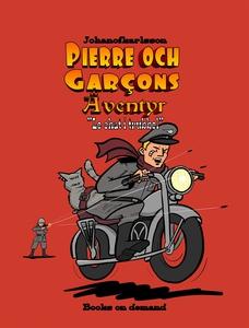 Pierre och Garçon: Le Chat i trubbel (e-bok) av