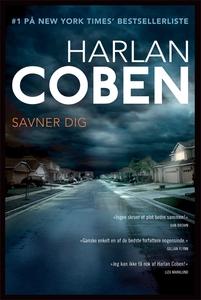 Savner dig (lydbog) af Harlan Coben