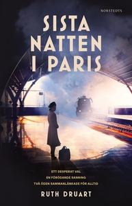 Sista natten i Paris (e-bok) av Ruth Druart