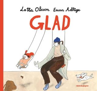 Glad (e-bok) av Lotta Olsson