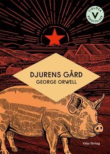 Djurens gård (lättläst) (e-bok) av George Orwel